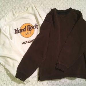 Hard Rock Cafe & Arrow Men's Sweater